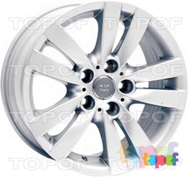 Колесные диски Replica WSP BMW W658 Pisa. Изображение модели #2