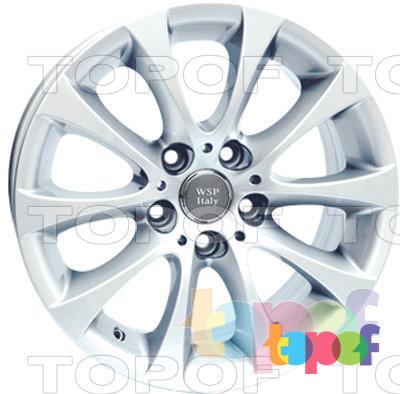 Колесные диски Replica WSP BMW W660 Alicudi. Изображение модели #2