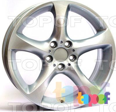 Колесные диски Replica WSP BMW W662 Levada. Изображение модели #1
