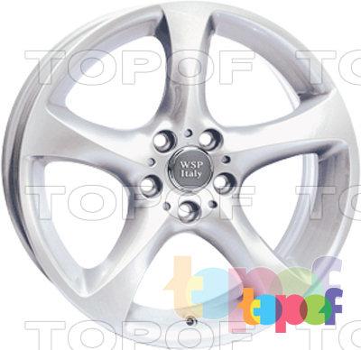 Колесные диски Replica WSP BMW W662 Levada. Изображение модели #2