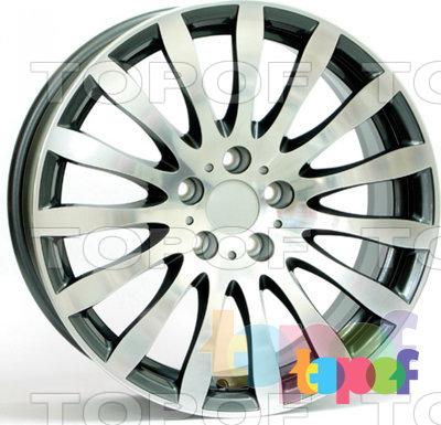 Колесные диски Replica WSP BMW W663 Glazgo. Изображение модели #1