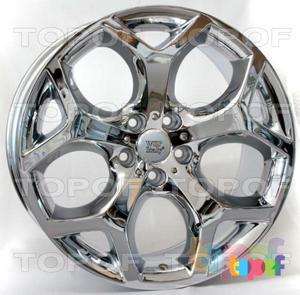 Колесные диски Replica WSP BMW W667 Hotbird X5/X6. Цвет колесного диска - Chrome (Хромированный)