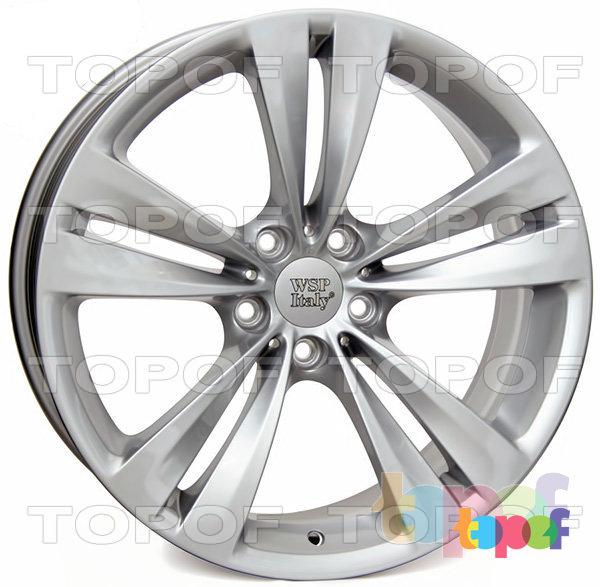 Колесные диски Replica WSP BMW W673 Neptune S5 GT. Цвет колесного диска - Silver (Серебряный)