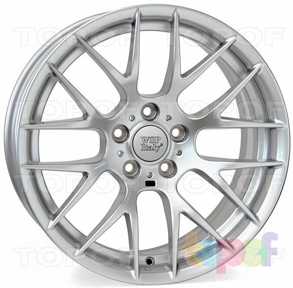 Колесные диски Replica WSP BMW W675 Basel M. Цвет колесного диска - Silver (Серебряный)