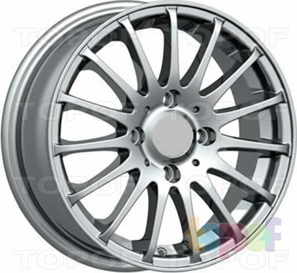 Колесные диски Replica WSP Chevrolet W3601 Lacetti. Изображение модели #2