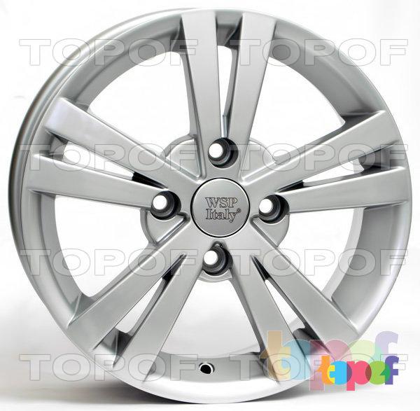 Колесные диски Replica WSP Chevrolet W3602 Tristano. Цвет колесного диска - Silver (Серебряный)