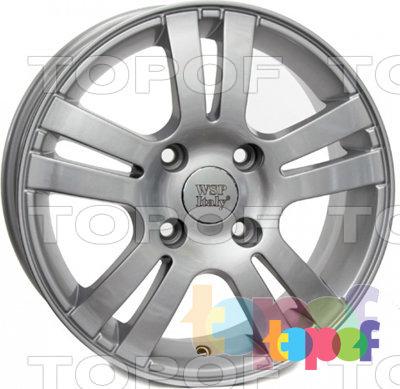 Колесные диски Replica WSP Chevrolet W3605 Antalya. Изображение модели #1