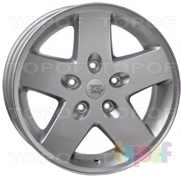 Колесные диски Replica WSP Chrysler W3803 Urano Wrangler. Изображение модели #1