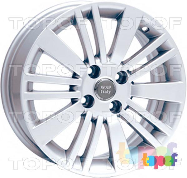 Колесные диски Replica WSP Fiat W142 Ustica. Изображение модели #2
