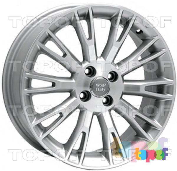 Колесные диски Replica WSP Fiat W150 Valencia. Изображение модели #1