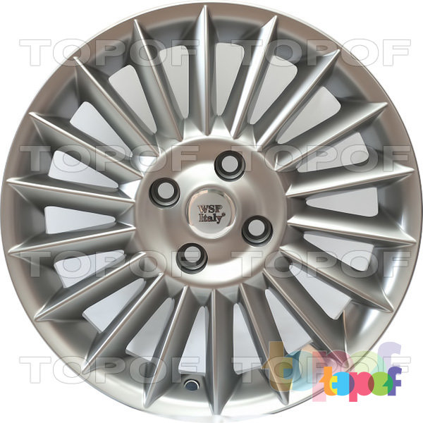 Колесные диски Replica WSP Fiat W151 Rimini. Изображение модели #1