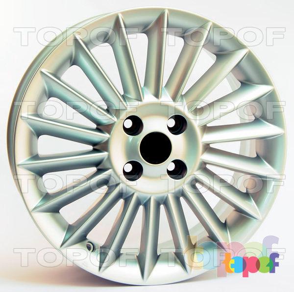 Колесные диски Replica WSP Fiat W151 Rimini. Изображение модели #2