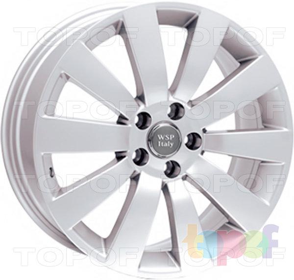 Колесные диски Replica WSP Fiat W152 Verona. Изображение модели #1