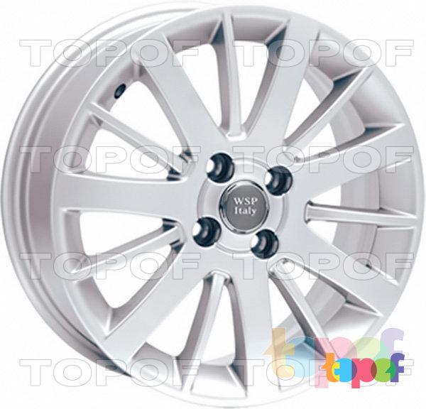 Колесные диски Replica WSP Fiat W153 Calabria. Изображение модели #1