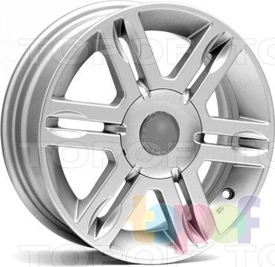 Колесные диски Replica WSP Fiat W155 Amburgo. Изображение модели #1
