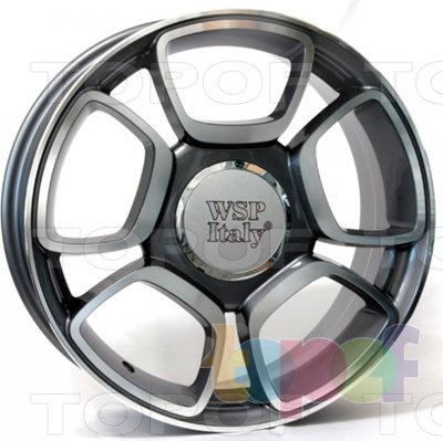 Колесные диски Replica WSP Fiat W157 Forio. Изображение модели #1