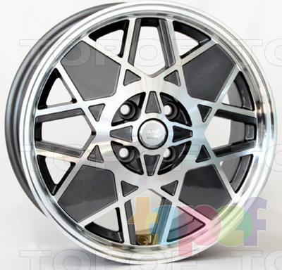 Колесные диски Replica WSP Fiat W158 Sport 500 Restyling. Изображение модели #1