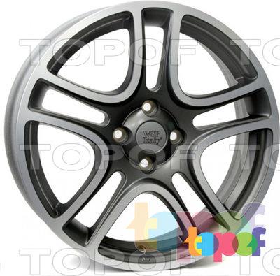 Колесные диски Replica WSP Fiat W160 Erato. Изображение модели #1