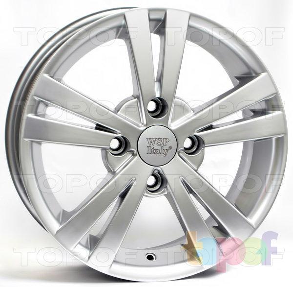 Колесные диски Replica WSP Ford W3602 Tristano. Цвет колесного диска - Hyper Silver (Насыщенный серебряный)