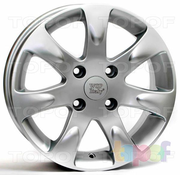 Колесные диски Replica WSP Ford W3702 Aida. Изображение модели #1