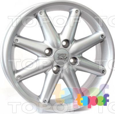 Колесные диски Replica WSP Ford W952 Siena. Изображение модели #1