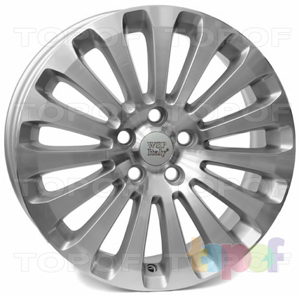 Колесные диски Replica WSP Ford W953 Isidoro. Изображение модели #1