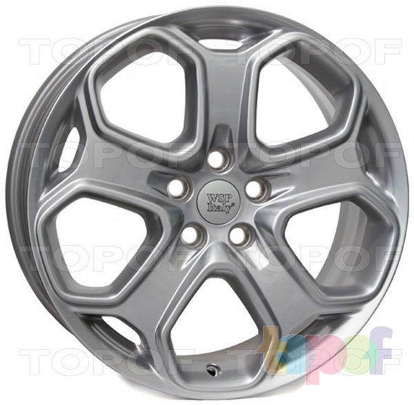 Колесные диски Replica WSP Ford W954 Kenia. Цвет колесного диска - Silver (Серебряный)