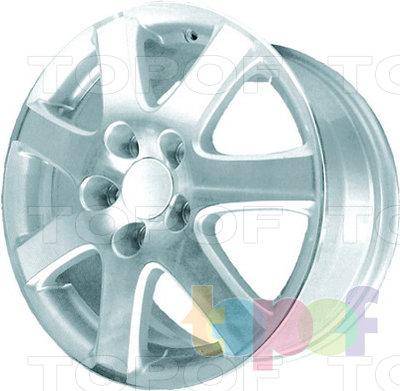 Колесные диски Replica WSP Honda W2401 Solofra. Изображение модели #2