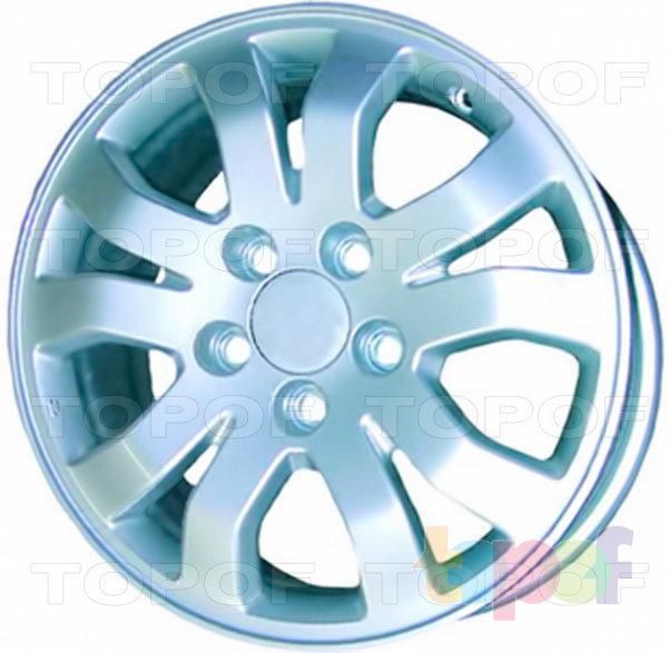 Колесные диски Replica WSP Honda W2402 Cetara. Изображение модели #1