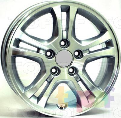 Колесные диски Replica WSP Honda W2403 Salerno. Изображение модели #1