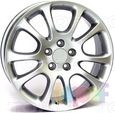 Колесные диски Replica WSP Honda W2404 Ottawa. Изображение модели #1
