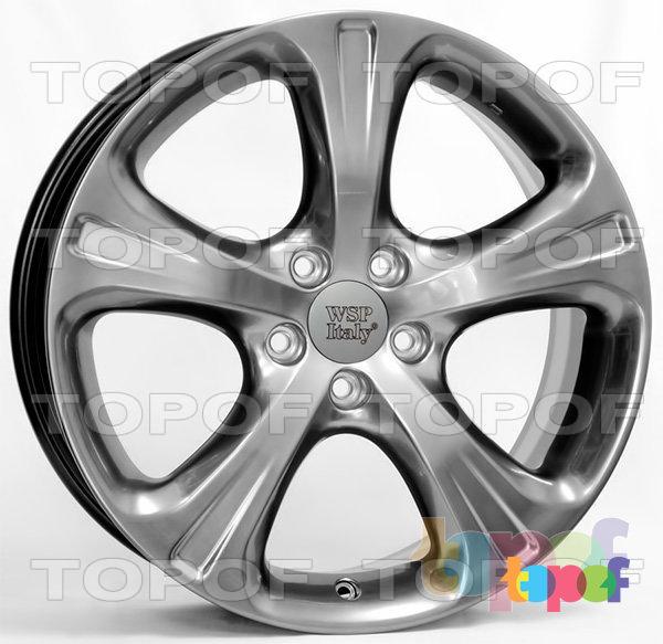 Колесные диски Replica WSP Honda W2405 Alen. Цвет колесного диска - Titanium (Титановый)