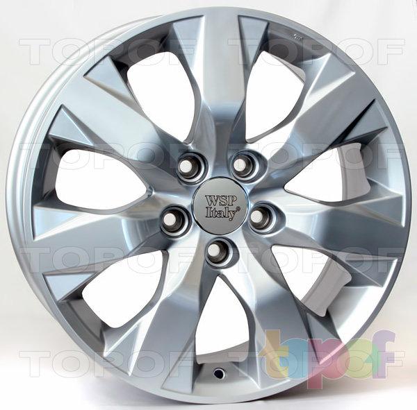 Колесные диски Replica WSP Honda W2407 Hamada. Изображение модели #1
