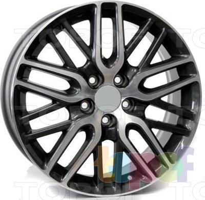 Колесные диски Replica WSP Honda W2408 Imperia. Изображение модели #2
