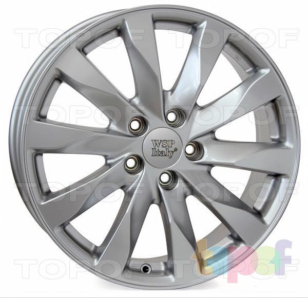 Колесные диски Replica WSP Honda W2410 Nyla CRV. Изображение модели #1