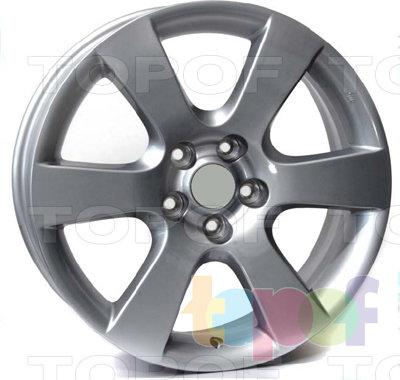 Колесные диски Replica WSP Hyundai W3901 Seoul. Изображение модели #1