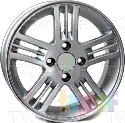 Колесные диски Replica WSP Hyundai W3902 Zara. Изображение модели #1