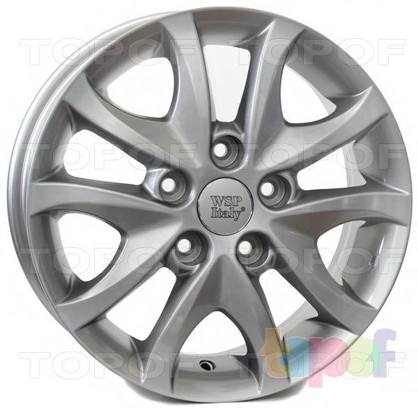 Колесные диски Replica WSP Hyundai W3903 Astana. Изображение модели #1