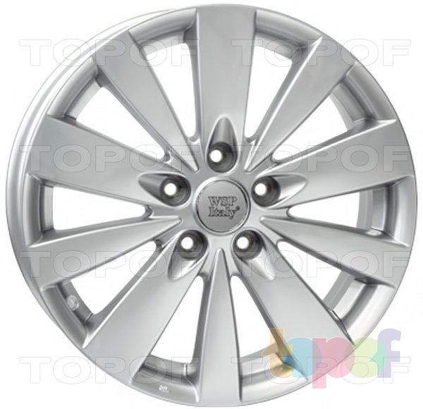 Колесные диски Replica WSP Hyundai W3904 Ravenna. Изображение модели #1