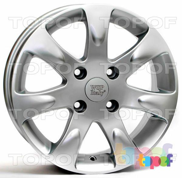 Колесные диски Replica WSP Kia W3702 Aida. Изображение модели #1