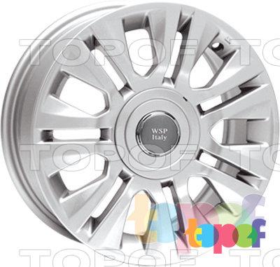Колесные диски Replica WSP Lancia W314 Montevideo. Изображение модели #1