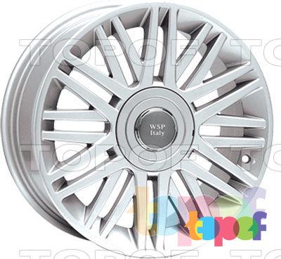 Колесные диски Replica WSP Lancia W315 Cilento. Изображение модели #1