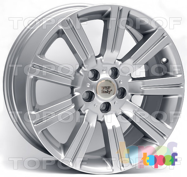 Колесные диски Replica WSP Land Rover W2321 Manchester Sport. Изображение модели #1