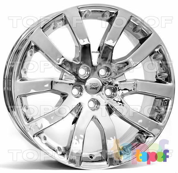 Колесные диски Replica WSP Land Rover W2352 Kingston. Цвет колесного диска - Chrome (Хромированный)