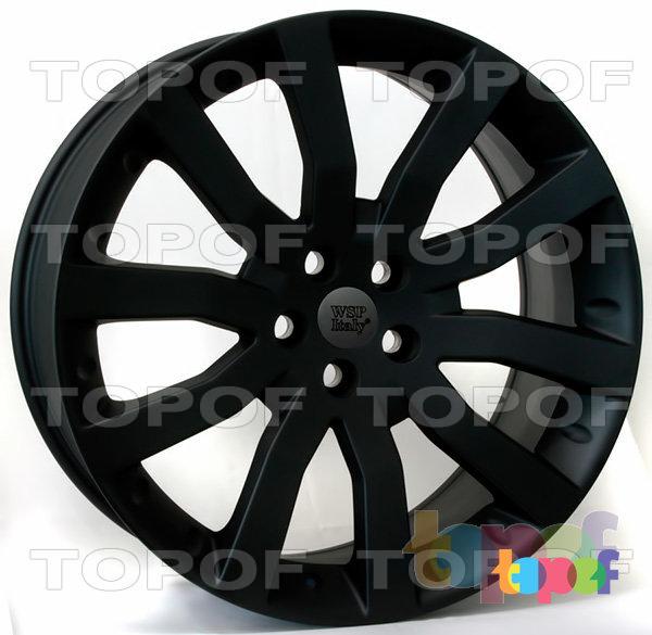 Колесные диски Replica WSP Land Rover W2352 Kingston. Цвет колесного диска - Dull black (Черный матовый)