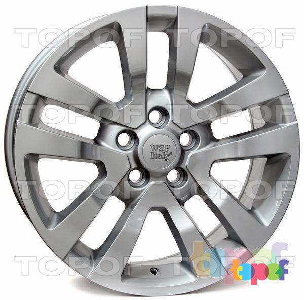 Колесные диски Replica WSP Land Rover W2355 Ares. Цвет колесного диска - Silver (Серебряный)