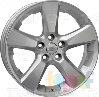 Колесные диски Replica WSP Lexus W2653 Arezzo. Изображение модели #1