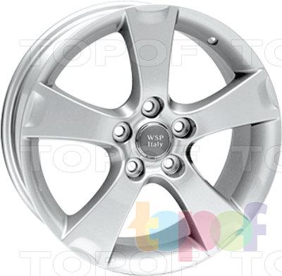 Колесные диски Replica WSP Mazda W1901 Tallinn. Изображение модели #1