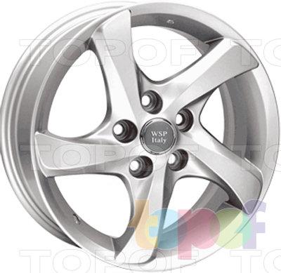 Колесные диски Replica WSP Mazda W1902 Hong-Kong. Изображение модели #1