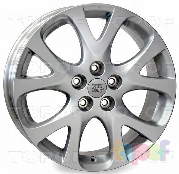 Колесные диски Replica WSP Mazda W1904 Hella. Изображение модели #1